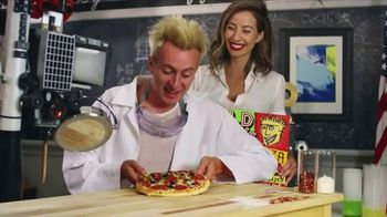 Wild Mike's Ultimate Pizza TV Spot, 'Size Does Matter!'