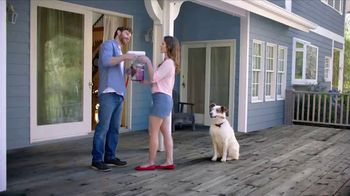 BEHR DeckOver TV Spot, 'Below Average Deck: Red, White and Blue Savings'