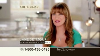 Crepe Erase TV Spot, 'Summer Is Here' Featuring Jane Seymour