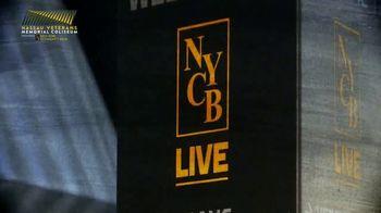 NYCB LIVE TV Spot, 'Premier Boxing Champions: Nassau Coliseum'