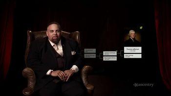 Ancestry TV Spot, 'Reverend Banks, Descendant of Thomas Jefferson'