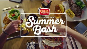 Golden Corral Steak & Seafood Summer Bash TV Spot, 'That's a Good Call'