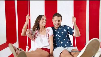 Old Navy Oferta del 4 de Julio TV Spot, 'Hola, Estados Unidos' [Spanish]