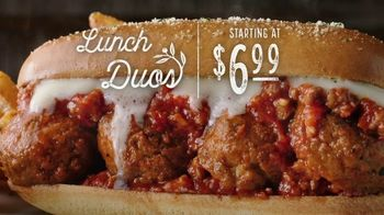 Olive Garden Lunch Duos TV Spot, 'Never Ending Value for Lunch'