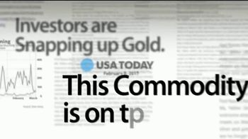 Lear Capital TV Spot, 'Experts Love Gold'