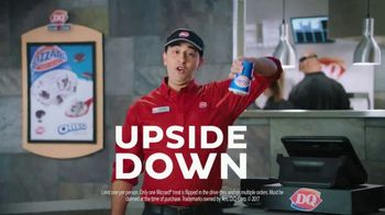 Dairy Queen Blizzard TV Spot, 'Famously Flippable'