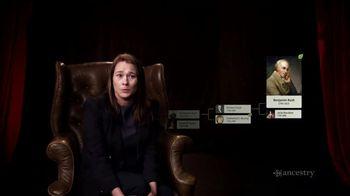 Ancestry TV Spot, 'Jamie, Descendant of Benjamin Rush'