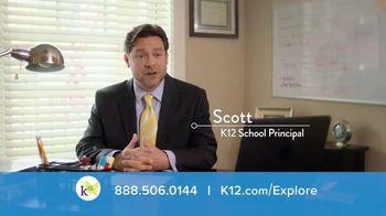 K12 TV Spot, 'Succeed Beyond K12'
