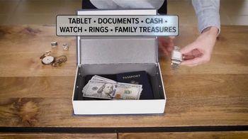My Secret Safe TV Spot, 'Secures Valuables Discreetly'