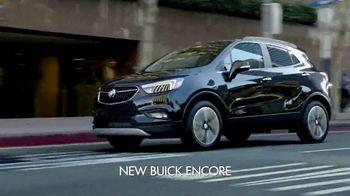 2017 Buick Encore Preferred TV Spot, 'Talking About It' Song by Matt & Kim