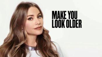 CoverGirl + Olay Simply Ageless TV Spot, 'Won't Settle' Feat. Sofia Vergara