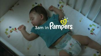 Pampers Baby Dry TV Commercial, '3 a m ' - iSpot tv