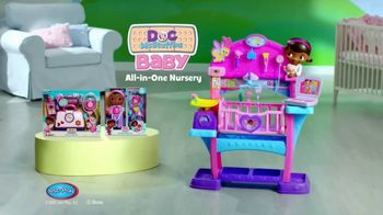 Charmant ... Doc McStuffins Baby All In One Nursery TV Spot, U0027Toy Baby Checkup