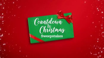 hallmark channel countdown to christmas sweepstakes tv spot win a trip - Hallmark Christmas Commercial