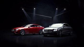 2018 Mercedes-Benz E300 Sport Sedan TV Spot, 'Powerslide'