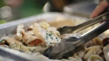 Olive Garden Catering Delivery TV Spot, 'Just a Fork'