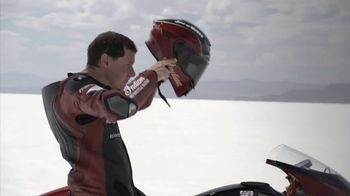 Indian Motorcycle TV Spot, 'A&E: Land Speed Racer'