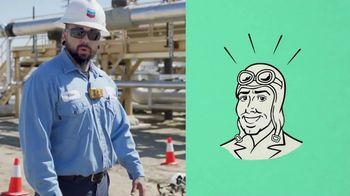 Chevron TV Spot, 'Doers Testing Drones'