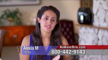 NuWave Brio TV Spot, 'Air-Fried'