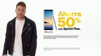 Sprint TV Spot, 'Ofertas: Samsung Galaxy Note8' con Prince Royce [Spanish]