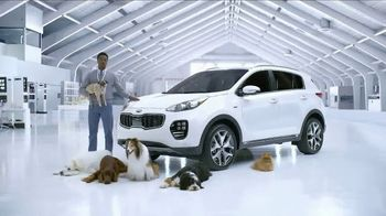 Kia Fall Savings Time TV Spot, 'Dog Walkers: 2017 Sportage' - Thumbnail 9