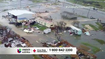 Univision TV Spot, 'Unidos por los nuestros: desastres naturales' [Spanish]