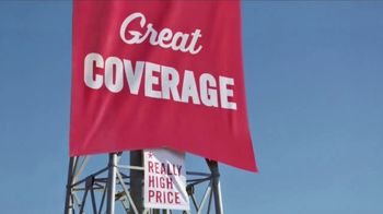 Straight Talk Wireless TV Spot, 'Same Towers for Less: $35'