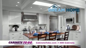 Cabinets To Go TV Commercial, \'Your Dream Kitchen\' Featuring ...