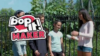 Bop It! Maker TV Spot, 'Create Your Own Moves'