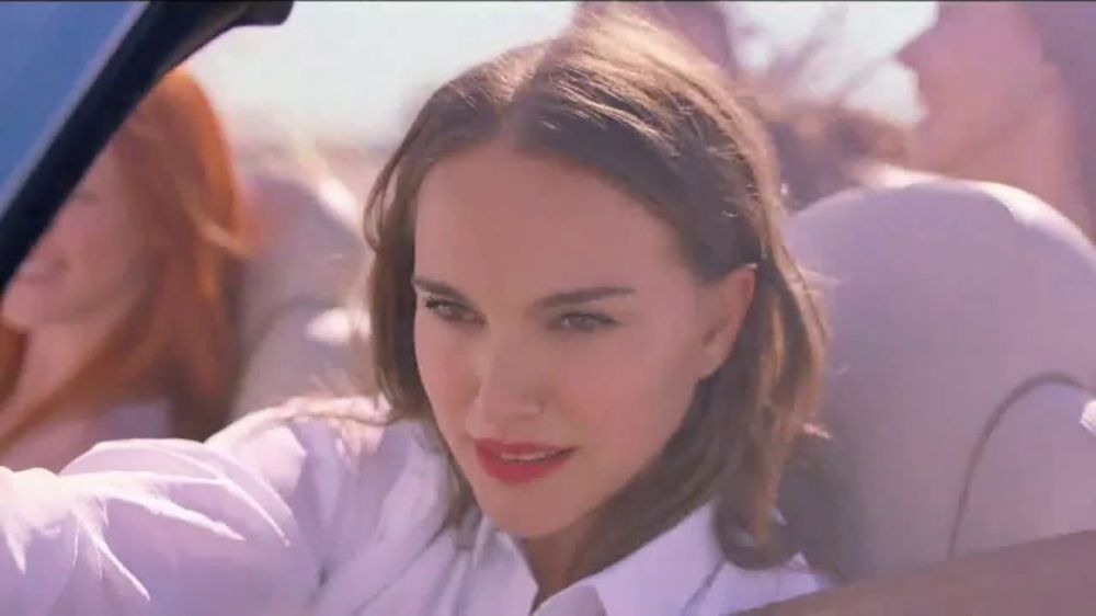 Miss Dior TV Commercial, 'For Love' Featuring Natalie ... натали портман реклама духов