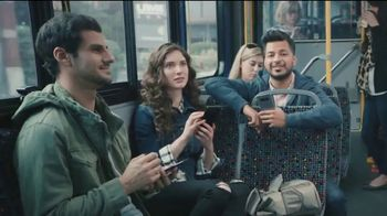 Sprint Flex TV Spot, 'Get Work Done Before Work: Samsung Galaxy Note8'