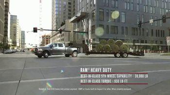 Ram Trucks Power Days TV Spot, 'Football: Long Live Ram'