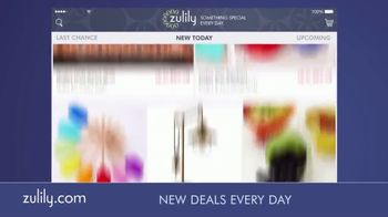 Zulily TV Spot, 'Everything You Need for Your Home'