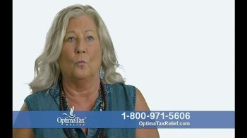 Optima Tax Relief TV Spot, 'Julia's IRS Resolution Story'