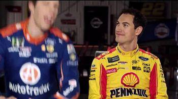 NASCAR Heat 2 TV Spot, 'Third Person' Feat. Joey Logano, Brad Keselowski