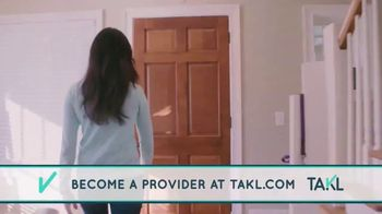 Takl TV Spot, 'Have a Chore You Never Get Around To?'