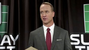 DIRECTV NFL Sunday Ticket TV Spot, \'The Commish\' Featuring Peyton Manning