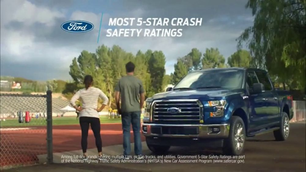 2017 Ford F-150 XLT TV Commercial, 'Champions' - iSpot.tv