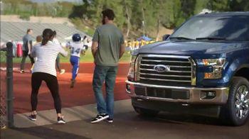 2017 Ford F-150 XLT TV Spot, 'Champions' - Thumbnail 3