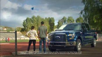 2017 Ford F-150 XLT TV Spot, 'Champions'