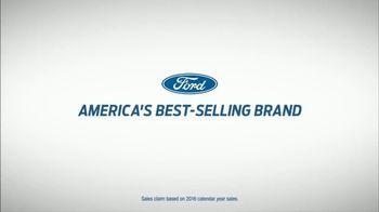 2017 Ford F-150 XLT TV Spot, 'Champions' - Thumbnail 6