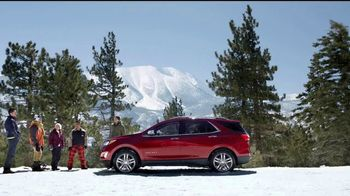 2018 Chevy Equinox TV Spot, \'Nueva generación: chic\' [Spanish]