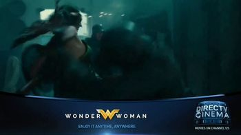 DIRECTV Cinema TV Spot, 'Wonder Woman: The Future of Justice'