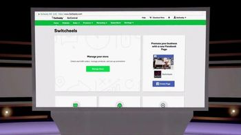 GoDaddy GoCentral TV Spot, 'ABC: Online Store Makes Selling Online Easy' - Thumbnail 6