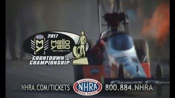 NHRA TV Spot, '2017 Countdown to the Championship' - Thumbnail 4