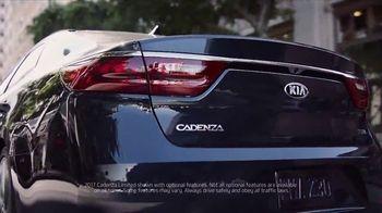 2017 Kia Cadenza TV Spot, 'Impossible to Ignore' Feat. Christina Hendricks - Thumbnail 8