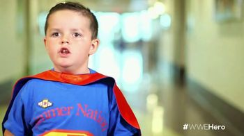 WWE Superstars TV Spot, 'Connor's Cure: The Superman' - Thumbnail 9