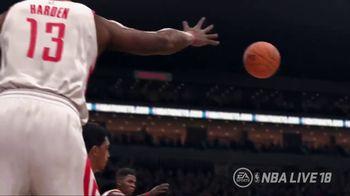 NBA Live 18 TV Spot, 'Launch Hype' Song by Lil Uzi Vert