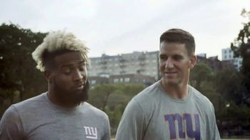 VISA Checkout TV Spot, 'The Biggest Pick-Up Game' Feat. Eli Manning