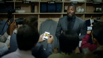 Samsung Galaxy Note8 TV Spot, 'Snail' Featuring Dez Bryant